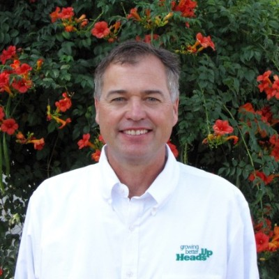 Eric Spalsbury with Heads up, Albuquerque NM Landscape Contractor