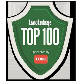 Lawn & Landscape Top 100 logo